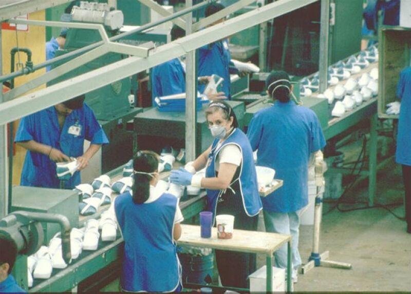INEGI manufactura