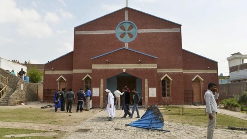 iglesia cristiana paquistan