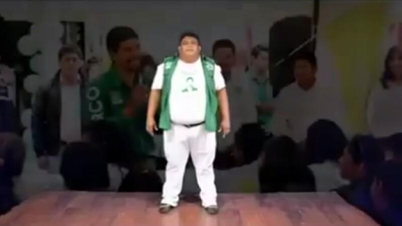 Verde Cancino serrucho