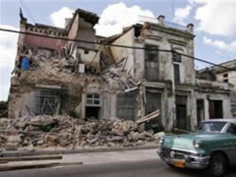 Los desastres naturales aumentan por el calentamiento global. (Foto: Archivo)