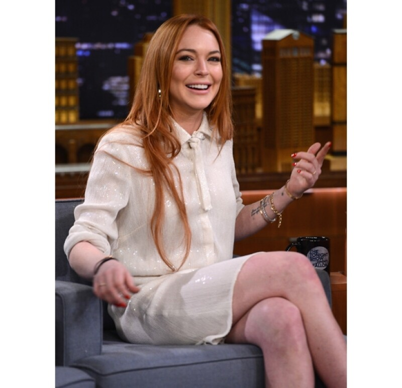 Por guapos y por sus compromisos amorosos en el pasado, los nombres que aparecen en la sex list de Lindsay han impactado al mundo del Showbiz.