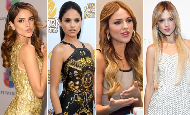 En los últimos meses la actriz ha optado por diversas tonalidades de pelo claro.