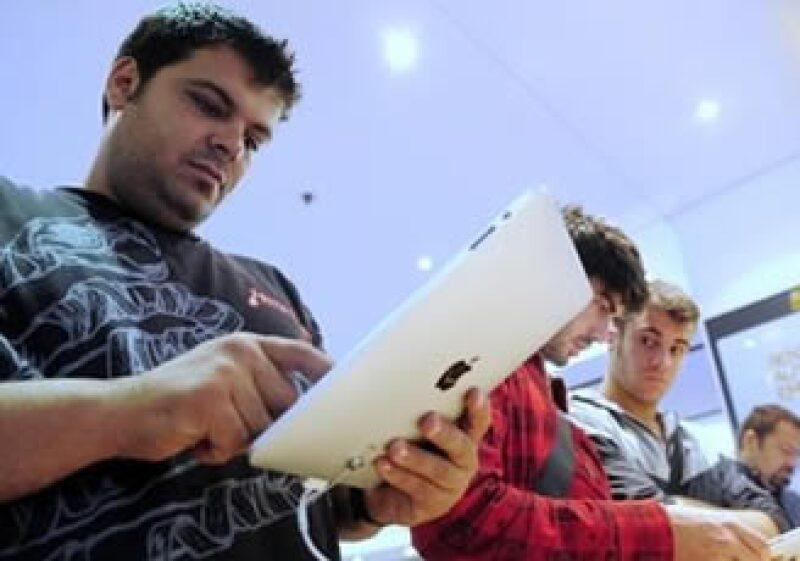 Apple ha vendido más de 2 millones de unidades en muy poco tiempo. (Foto: AP)