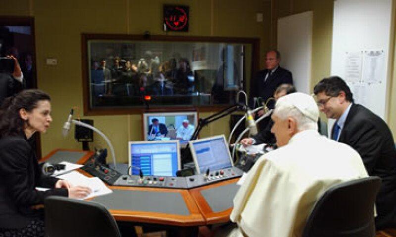 El 7 de marzo el sitio web del Vaticano sufrió el primer ataque del colectivo de hackers. (Foto: AP)
