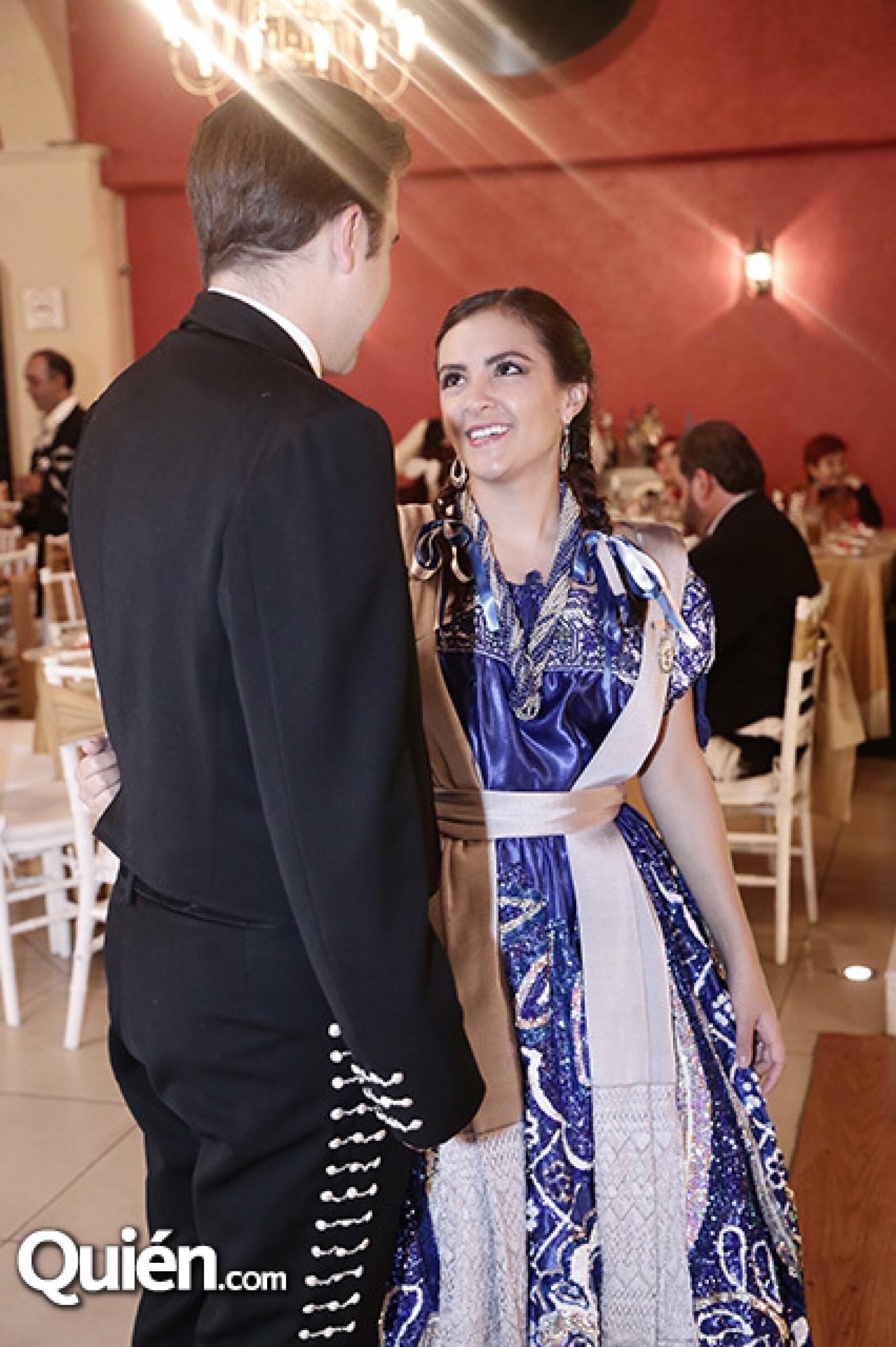Berny y Mariana Arenas