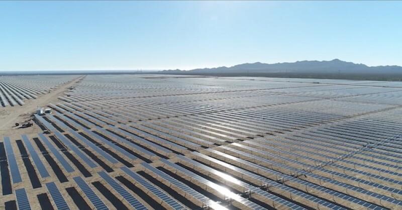 Planta Puerto Libertad de Acciona Energía