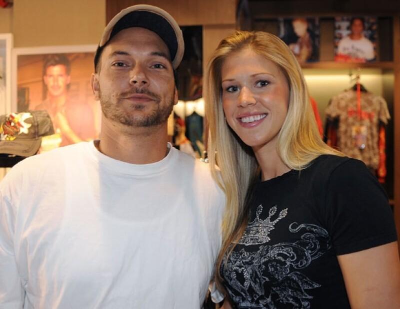 Según informan medios de comunicación estadounidenses el ex de Britney Spears contrajo nupcias este sábado a lado de Victoria Prince.