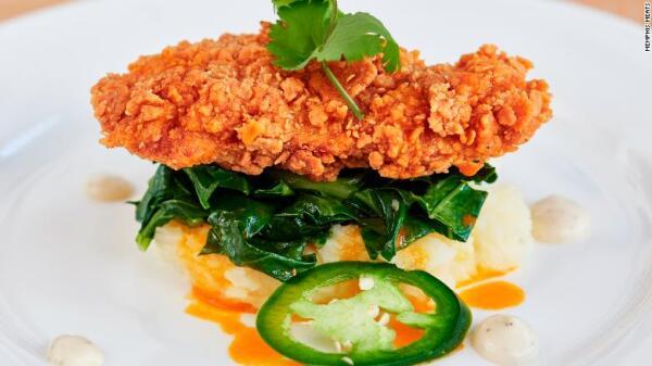 Pollo frito del sur