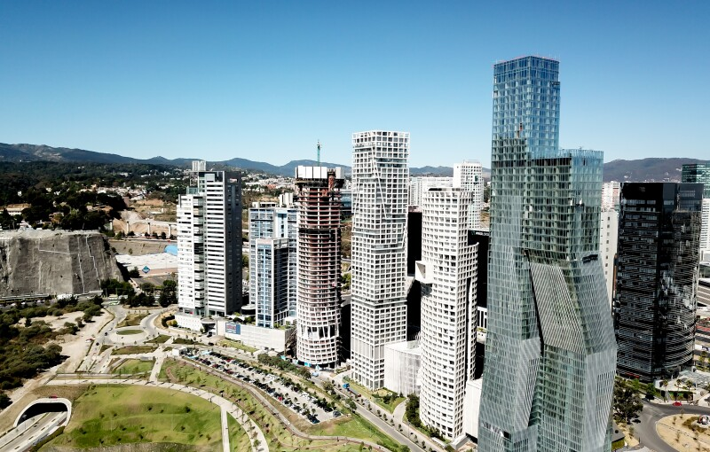 1.3 millones de metros cuadrados de oficinas están vacíos en la CDMX