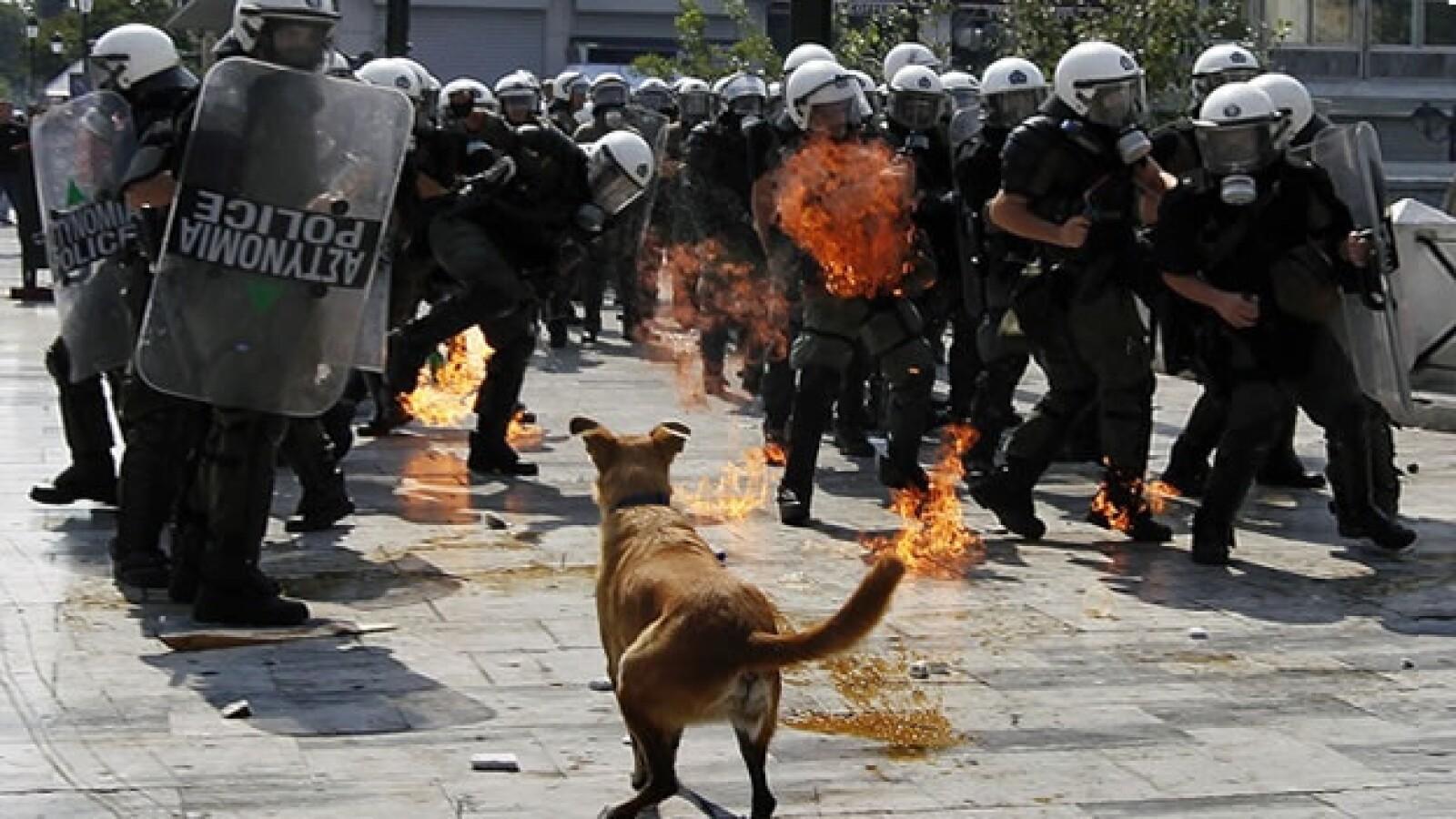 crisis, manifestaciones