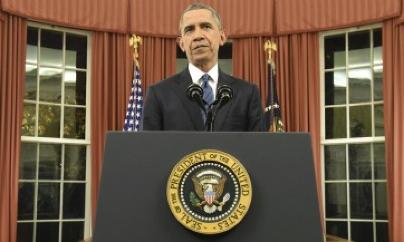 Obama dirigió su mensaje a la nación desde la Oficina Oval, donde prometió acabar con ISIS (Foto: Reuters)