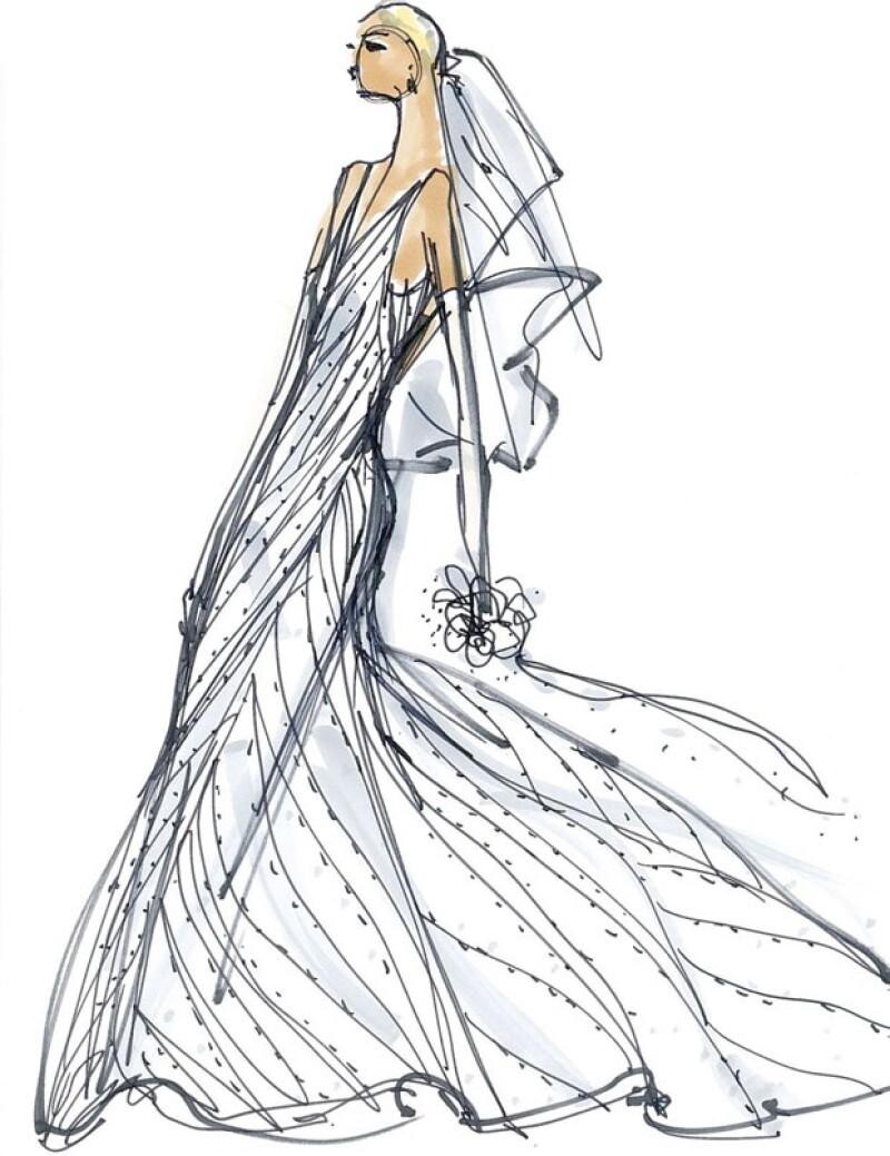 Marta Ortega unió su vida con el jinete Sergio Álvarez; su vestido fue confeccionado por Narciso Rodríguez y el menú rindió tributo a Galicia.