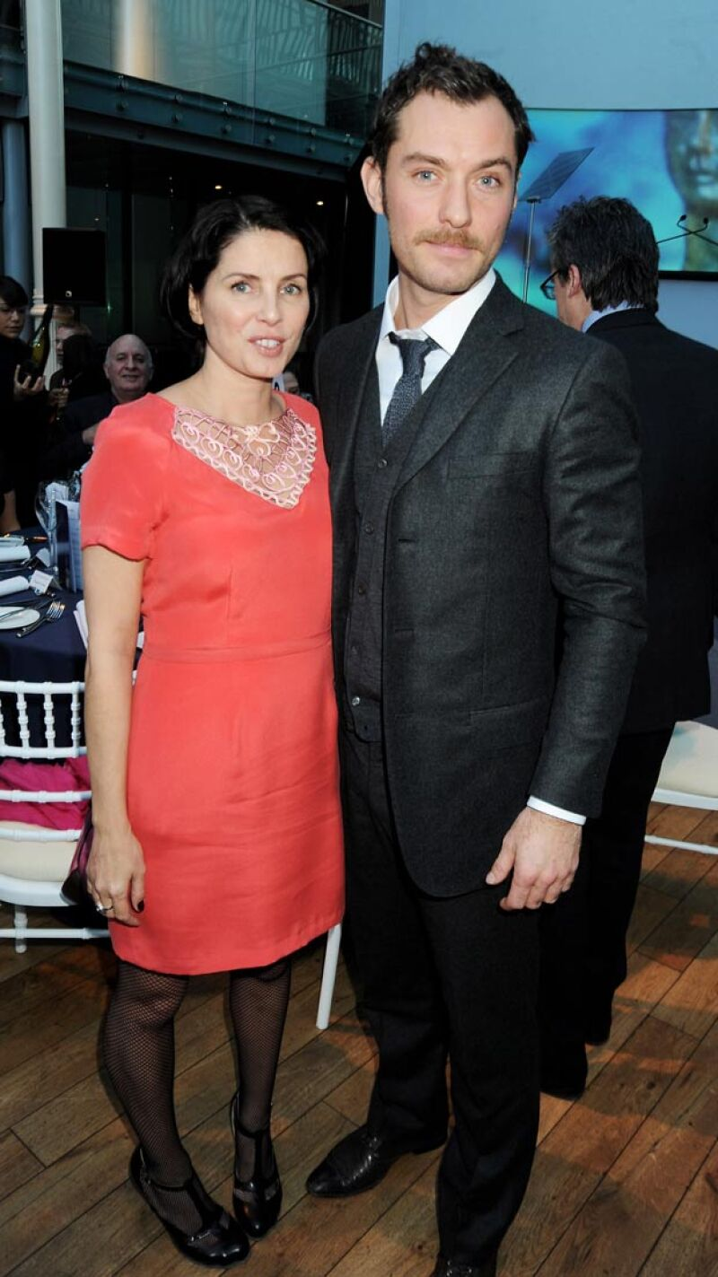 Jude y Sadie se divorciaron en 2003.