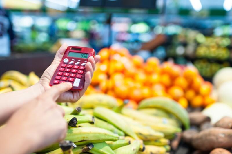Inflación INCP agosto INEGI