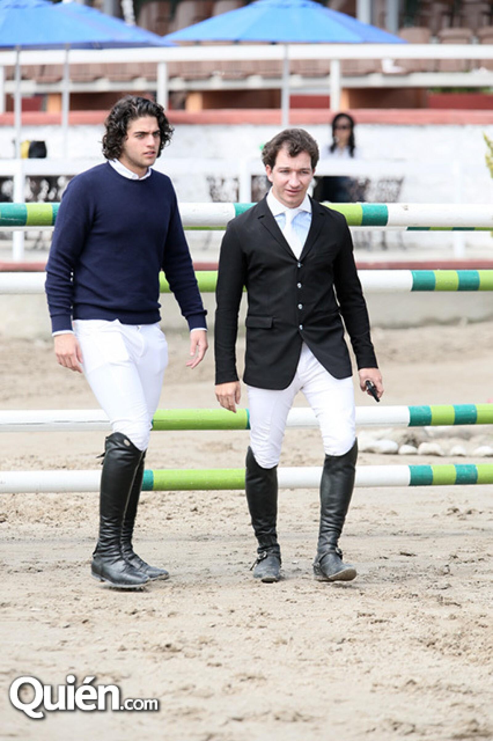 Daniel Attie y Daniel Michan