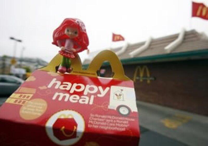 La empresa de comida rápida tendrá que ajustarse al reglamento nutricional en San Francisco. (Foto: AP)