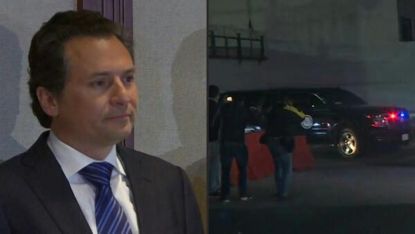 Emilio Lozoya llega a México extraditado desde España