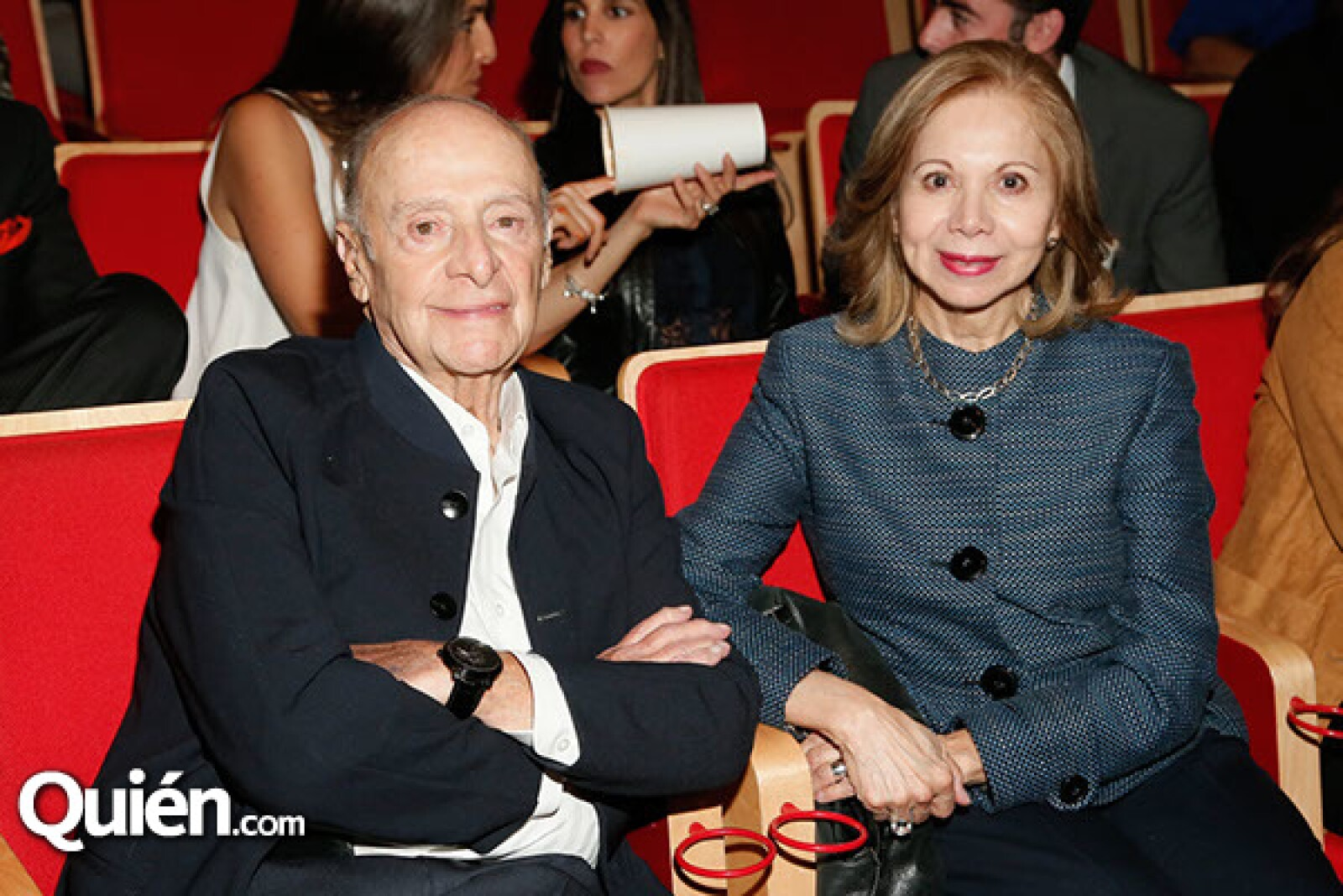 Eduardo Jacobo y Emilie Mache