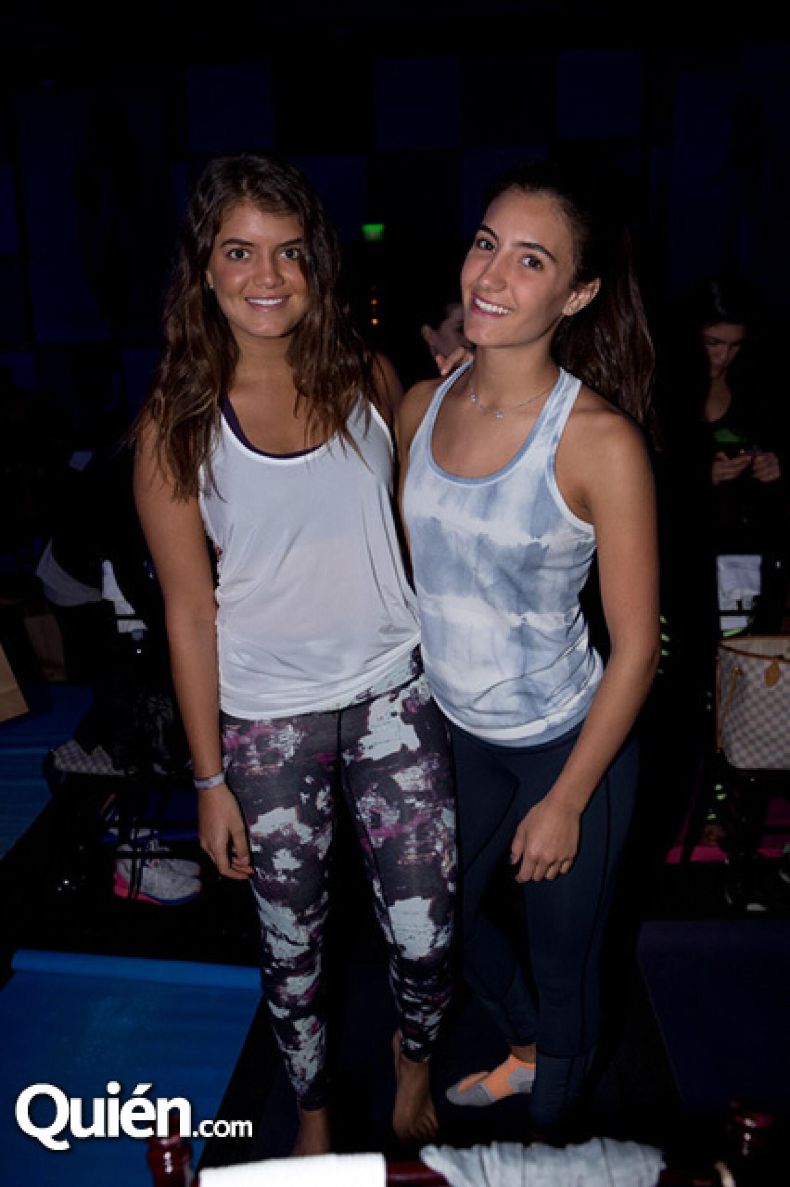Camila Kanahuati y Daniela Kanahuati