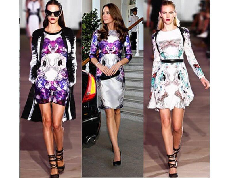 ¿Alguna vez has imaginado que la realeza tiene los mismos deseos que tú por llevar prendas a la moda y directo desde las pasarelas? Kate Middleton es la prueba viviente de eso.