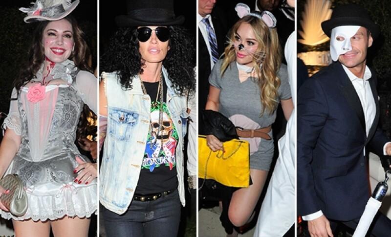 """La modelo brasileña acudió a la fiesta de Halloween organizada por Tequila """"Casamigos"""" disfrazada de la malvada reina de """"Alicia en el País de las Maravillas""""."""