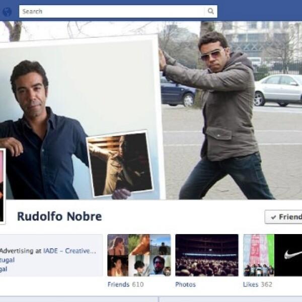 biografia facebook