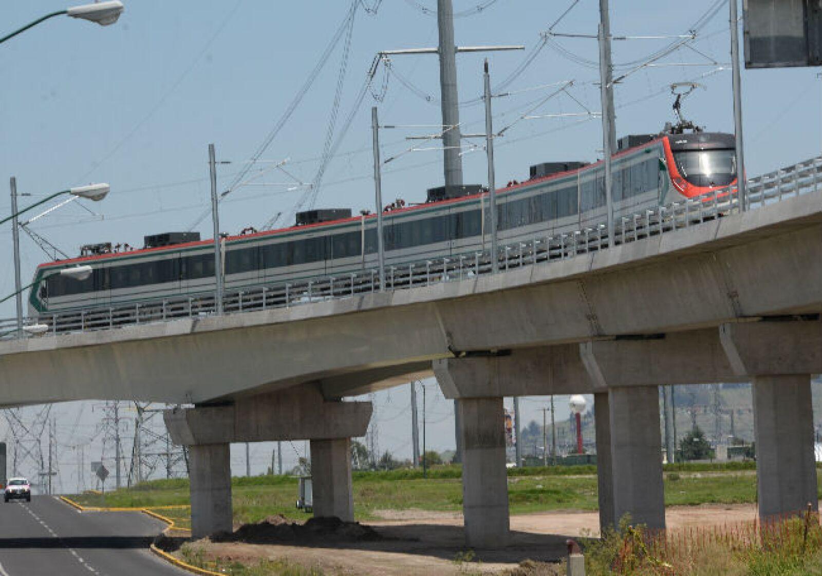 Tren Interurbano M�xico-Toluca 7