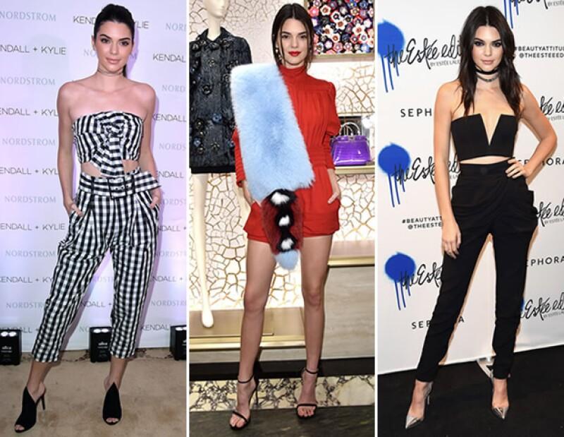 Puede que nuestra obsesión con los crop tops y los abrigos largos sean responsabilidad de Monica Rose. Celebrities como Kim, Khloe y Kylie confían en ella para su día a día.