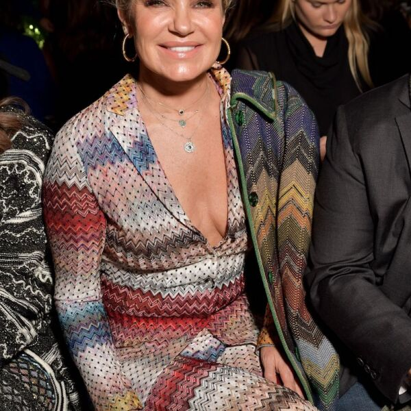 Missoni show, Front Row, Fall Winter 2020, Milan Fashion Week, Italy - 22 Feb 2020