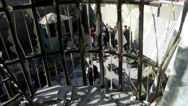 Al menos 40 muertos en ataque contra centro chiita en Afganistán