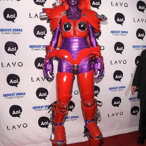 Heidi Klum's 11th Annual Halloween Party