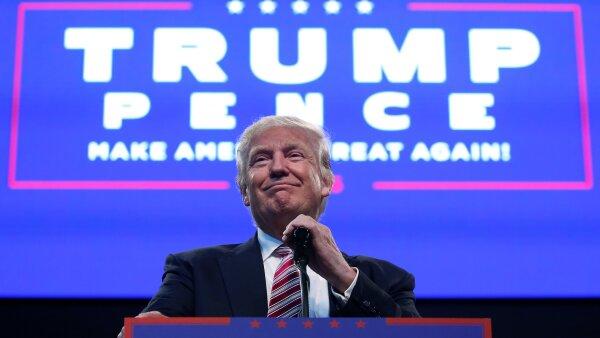 Donald Trump se defiende