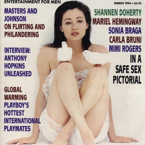 Famosas en Playboy