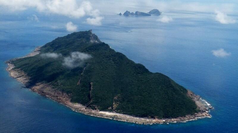 China islas Diaoyu, Japón islas senkaku