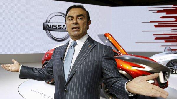 Nissan Renault Mistubishi Carlos Ghosn