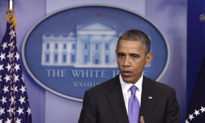 El plan aprobado puede ser leído como un triunfo de Obama frente a la oposición. (Foto: Reuters)
