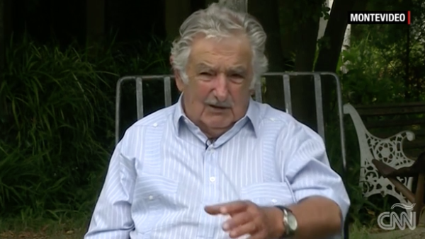 """Uruguay """"no es neutral"""" sobre la situación en Venezuela, dice José Mujica"""