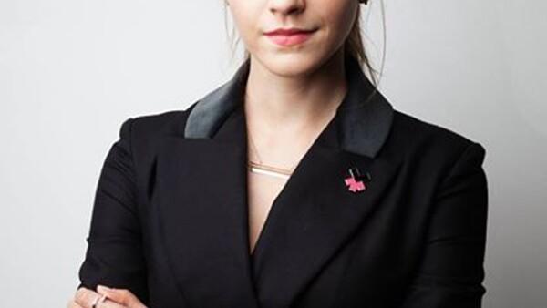 Como embajadora de la ONU, la actriz viajó al Foro Económico Mundial de Davos para hablar de los resultados que ha tenido la campaña #HeForShe en defensa de la equidad de género.