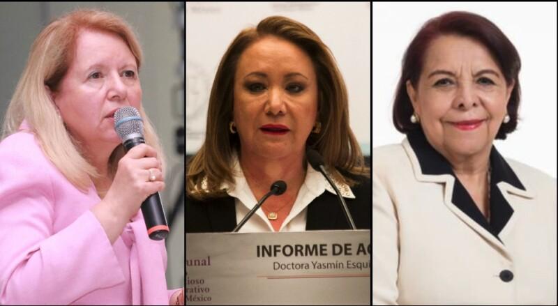 Candidatas SCJN