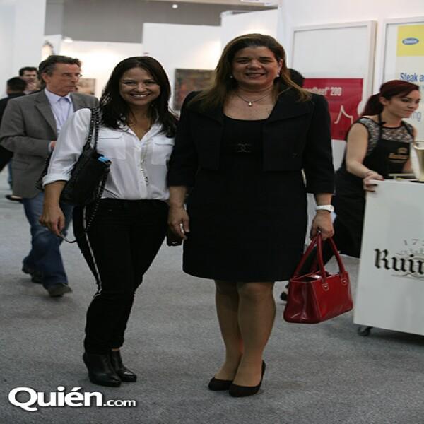 Mara Nañez,Sonya Santos