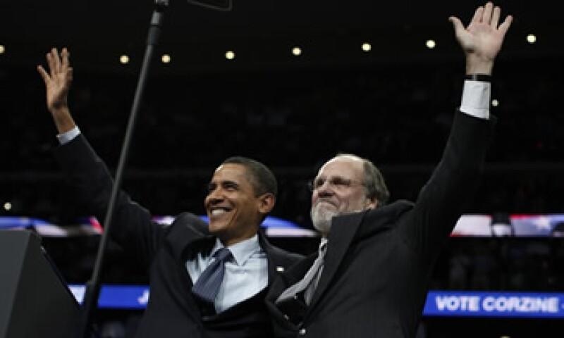 Jon Corizne fue gobernador de Nueva Jersey por el partido demócrata. (Foto: Reuters)
