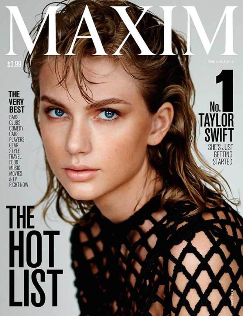 Taylor declaró a la publicación que este ha sido el mejor año de su vida.