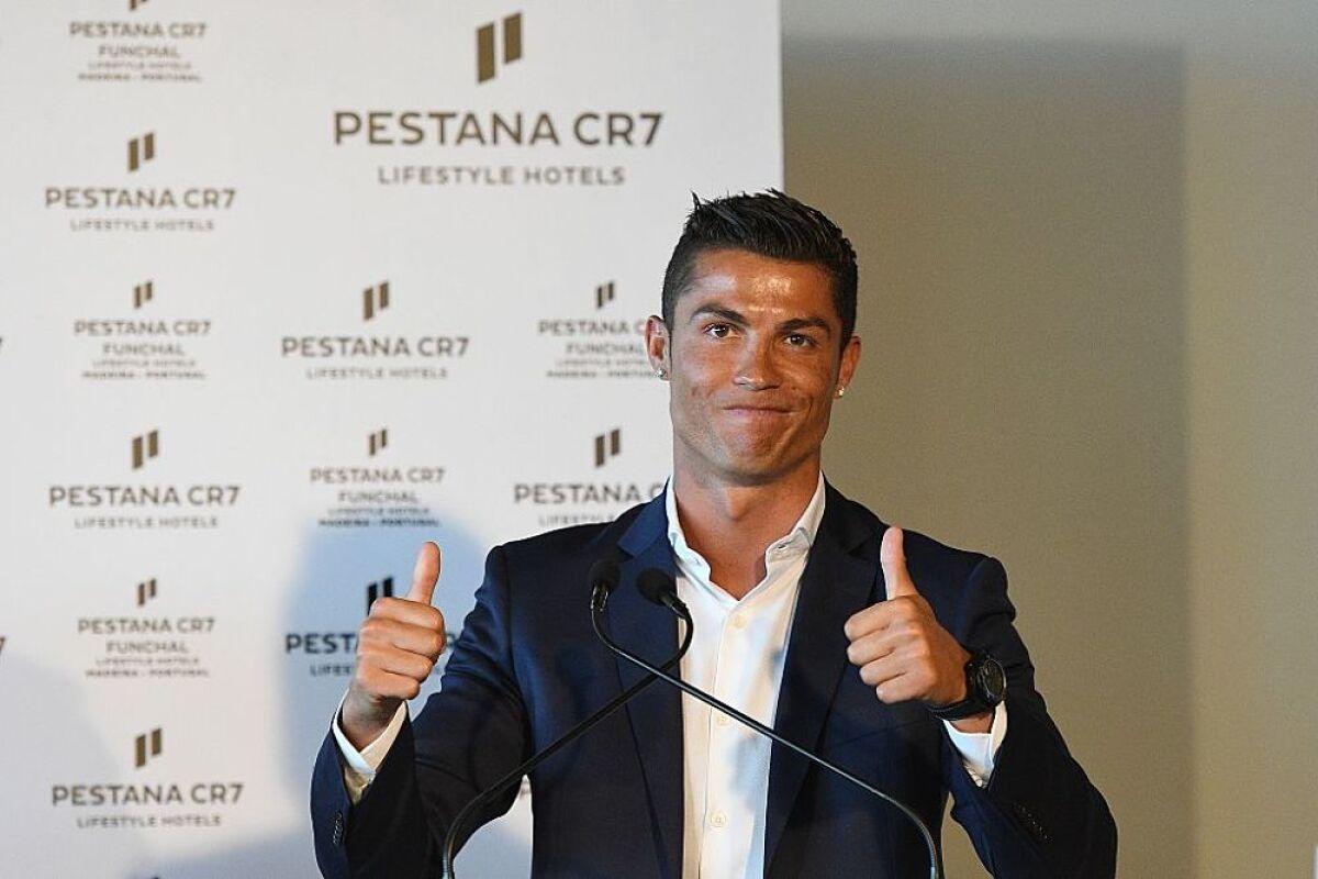 Conoce Pestana-CR7, el imperio hotelero de Cristiano Ronaldo