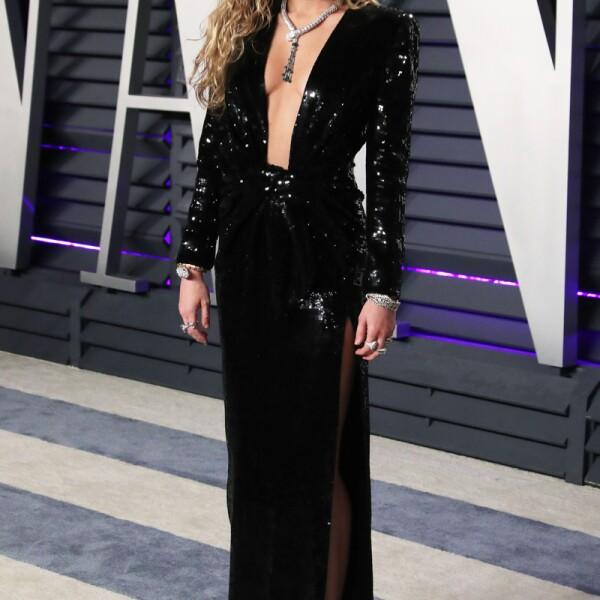 Vanity Fair Oscar Party, Arrivals, Los Angeles, USA - 24 Feb 2019