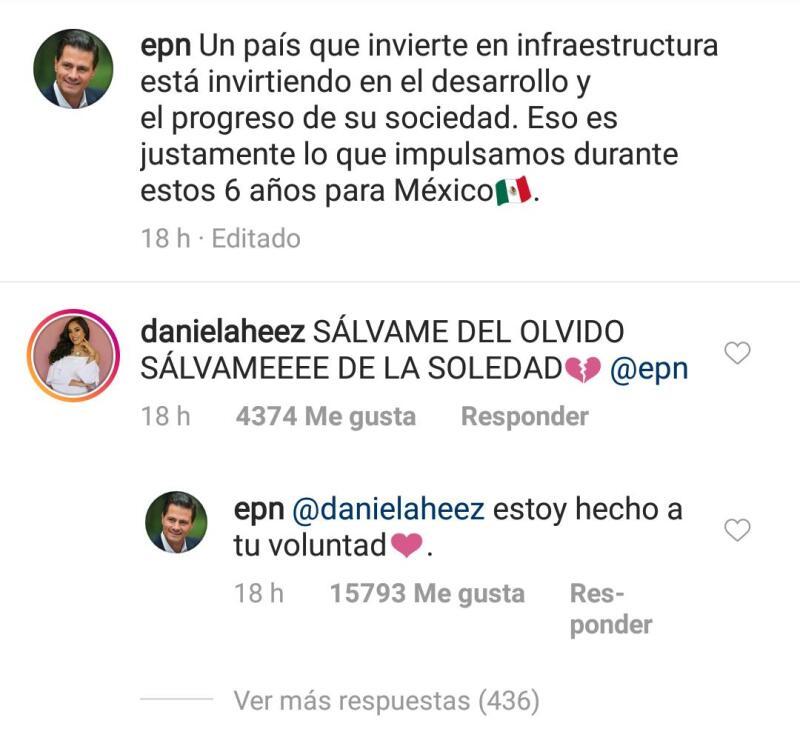 Peña Nieto canta canción de RBD a una seguidora