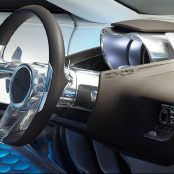 El vehículo se mantiene como concepto y vería la luz hasta 2014.