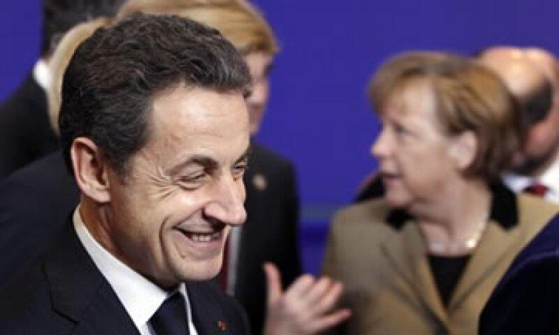 La economía francesa superó las expectativas que apuntaban a una contracción de 0.1%. (Foto: Reuters)