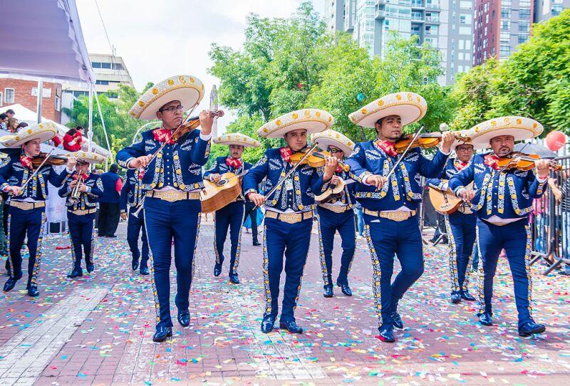 Zocafut mariachi