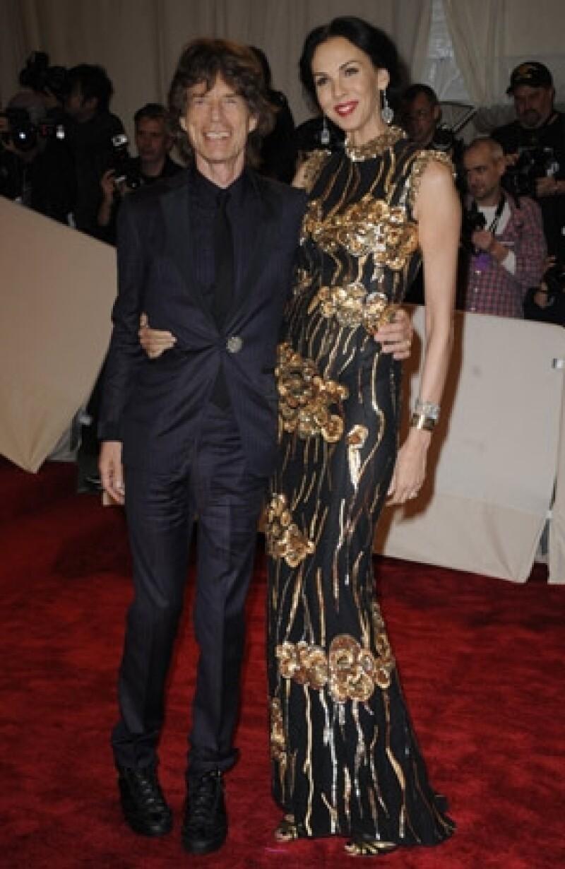 La diseñadora le dejó al rockero su departamento de 8 millones de dólares en Nueva York, así como joyas y otros artículos. En el testamento no mencionó a sus hermanos Jane Shane y Randall Bambrough.