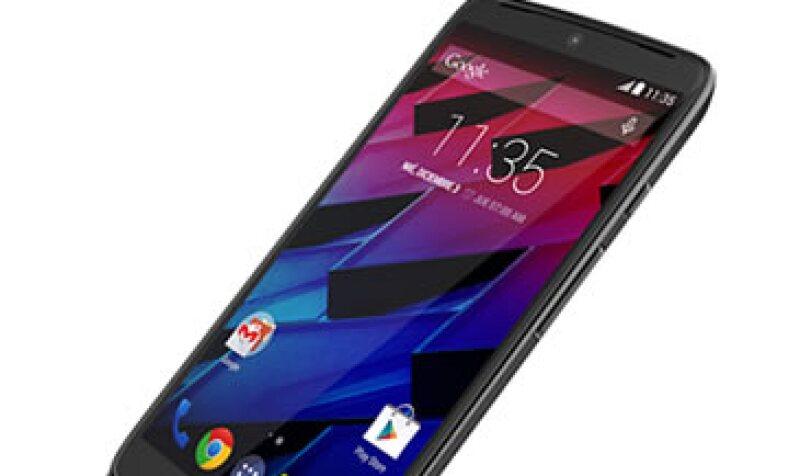El nuevo modelo de Motorola busca conquistar un mercado premium a menor costo (Foto: Cortesía)